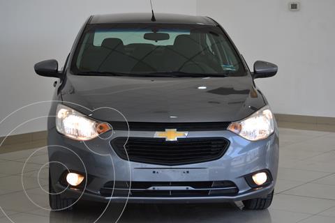Chevrolet Aveo LT usado (2020) color Gris precio $210,000