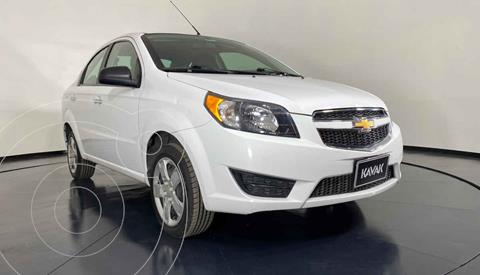 Chevrolet Aveo LTZ Aut (Nuevo) usado (2016) color Blanco precio $144,999