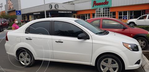 Chevrolet Aveo LT Aut usado (2013) color Blanco precio $93,000