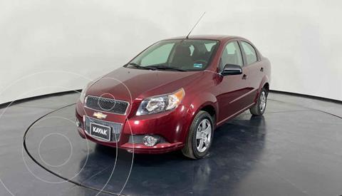 Chevrolet Aveo LTZ Aut (Nuevo) usado (2016) color Rojo precio $144,999