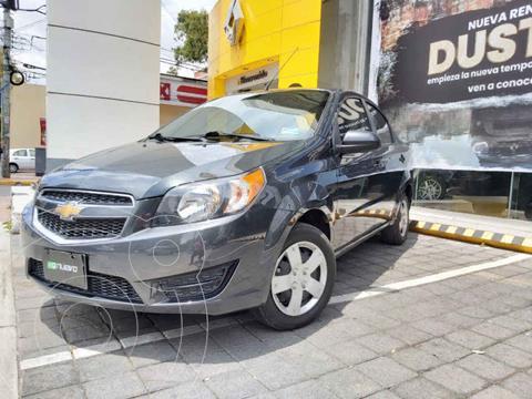 Chevrolet Aveo LS Aut (Nuevo) usado (2017) color Gris precio $139,000