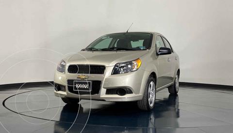 Chevrolet Aveo LT Bolsas de Aire y ABS (Nuevo) usado (2016) color Dorado precio $139,999