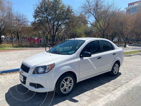 Chevrolet Aveo LT Aut usado (2016) color Blanco precio $149,900