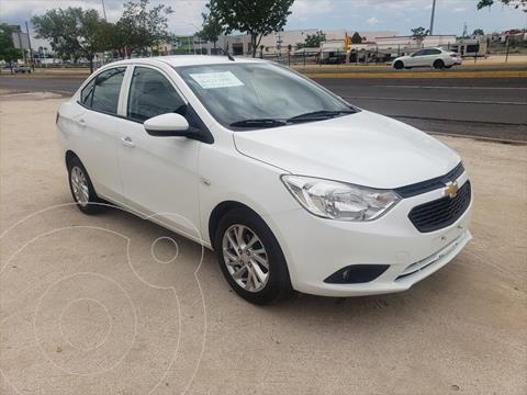 Chevrolet Aveo LT AUTOMATICO usado (2020) color Blanco precio $209,000