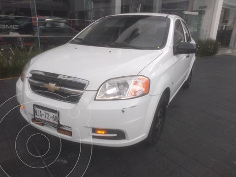 Chevrolet Aveo LS usado (2009) color Blanco precio $69,500
