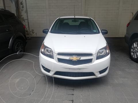 Chevrolet Aveo LS usado (2018) color Blanco precio $149,500