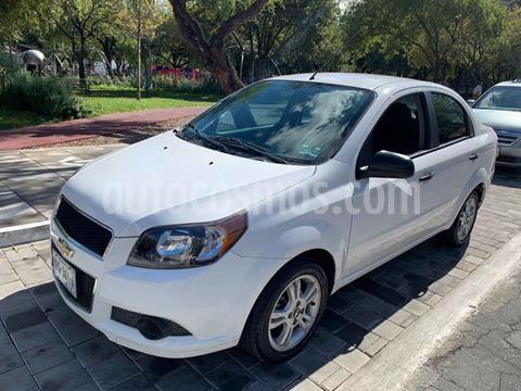 Chevrolet Aveo LT Plus usado (2016) color Blanco precio $169,900