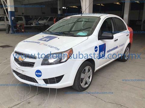 Chevrolet Aveo LT (Nuevo) usado (2017) color Blanco precio $82,000