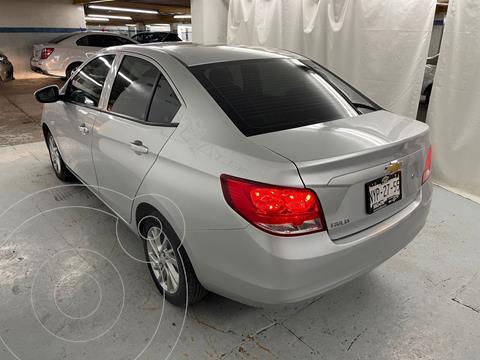 Chevrolet Aveo LT Aut usado (2019) color Plata Dorado precio $170,000