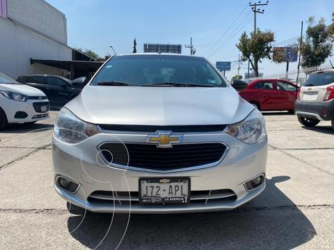 Chevrolet Aveo LTZ usado (2018) color Plata Dorado precio $165,000