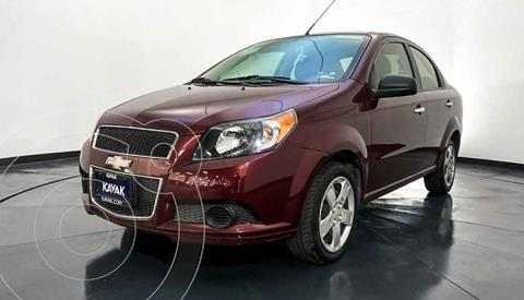 Chevrolet Aveo LS Aa usado (2016) color Rojo precio $147,999