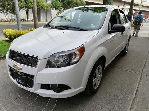 Chevrolet Aveo LS Aut usado (2017) color Blanco precio $129,000
