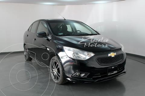 Chevrolet Aveo LT usado (2020) color Negro precio $195,000