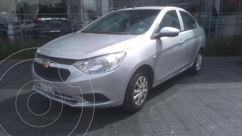 Chevrolet Aveo LS usado (2018) color Plata Dorado precio $169,500