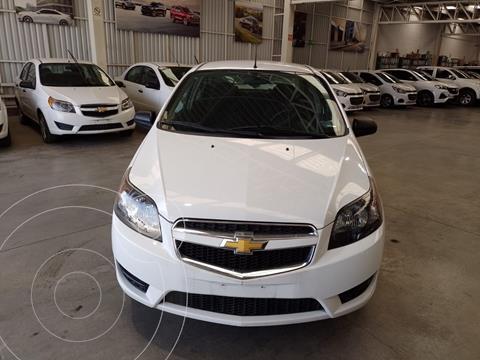 Chevrolet Aveo LS usado (2018) color Blanco precio $148,900