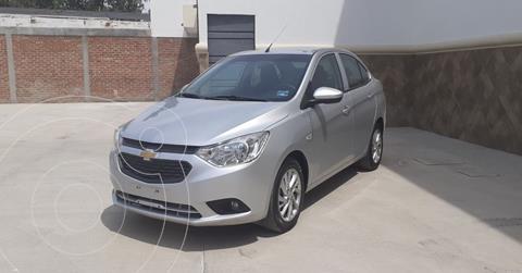 Chevrolet Aveo LS Aa usado (2020) color Plata Dorado precio $179,900