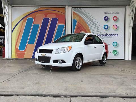 Chevrolet Aveo LTZ (Nuevo) usado (2016) color Blanco precio $75,000