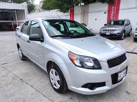 Chevrolet Aveo LS Aut (Nuevo) usado (2016) color Plata precio $139,000