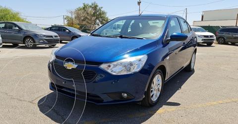 Chevrolet Aveo LT Aut usado (2020) color Azul precio $179,900