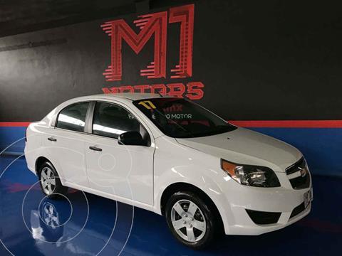 Chevrolet Aveo LS Aa Radio y Bolsas de Aire Aut (Nuevo) usado (2017) color Blanco precio $129,500