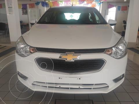 Chevrolet Aveo LTZ usado (2020) color Blanco precio $224,900