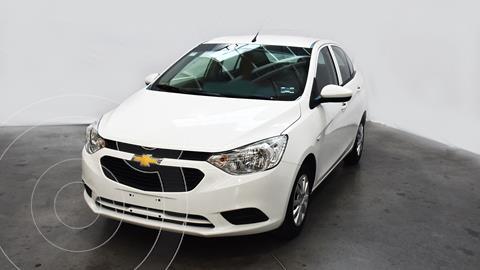 Chevrolet Aveo LS Aa usado (2020) color Blanco precio $178,000