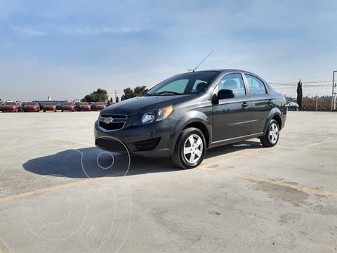 Chevrolet Aveo LS usado (2018) color Negro precio $135,000