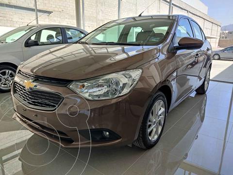 foto Chevrolet Aveo Paq C usado (2020) color Café precio $200,000
