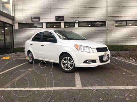 Chevrolet Aveo LTZ Aut usado (2015) color Blanco precio $128,000