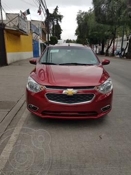 Chevrolet Aveo LTZ usado (2019) color Rojo precio $159,000
