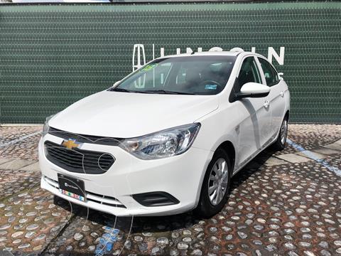 Chevrolet Aveo LS Aa Radio Aut (Nuevo) usado (2018) color Blanco precio $176,000