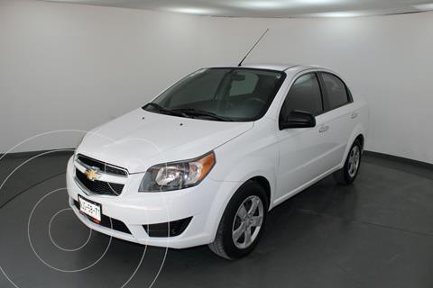 Chevrolet Aveo LT Aut usado (2017) color Blanco precio $135,000