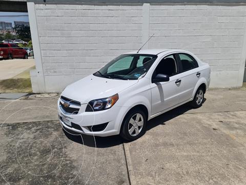 Chevrolet Aveo LS Aut usado (2017) color Blanco precio $140,000