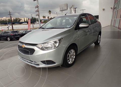 Chevrolet Aveo LS (Nuevo) usado (2018) color Plata precio $169,000