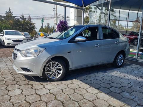 Chevrolet Aveo LTZ usado (2018) color Plata Dorado precio $178,000