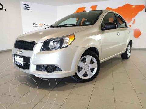 Chevrolet Aveo LT Plus usado (2016) color Blanco precio $149,900