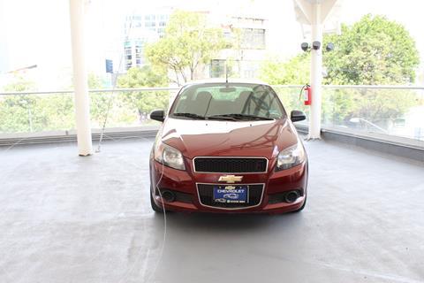 Chevrolet Aveo LT Aut usado (2016) color Rojo Cobrizo precio $147,900