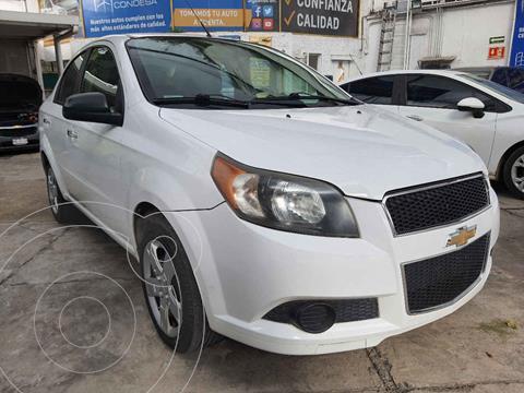 Chevrolet Aveo LT usado (2015) color Blanco precio $104,900