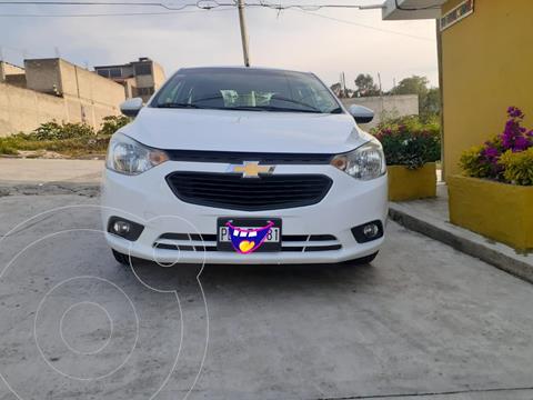 Chevrolet Aveo LT usado (2018) color Blanco precio $158,000