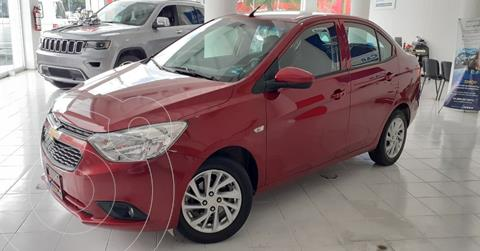 Chevrolet Aveo LT Aut usado (2020) color Rojo precio $179,900