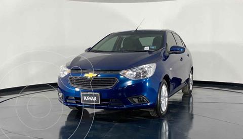 Chevrolet Aveo Paq C usado (2020) color Azul precio $219,999