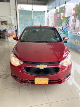 Chevrolet Aveo LT usado (2020) color Rojo precio $229,900