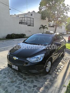 Chevrolet Aveo LS usado (2018) color Negro precio $164,500
