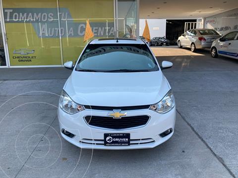 Chevrolet Aveo LTZ Aut usado (2018) color Blanco precio $199,000