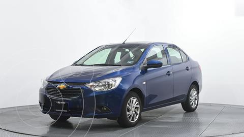 Chevrolet Aveo LT usado (2020) color Azul precio $174,196