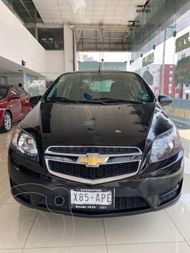 Chevrolet Aveo LT usado (2017) color Negro precio $155,000
