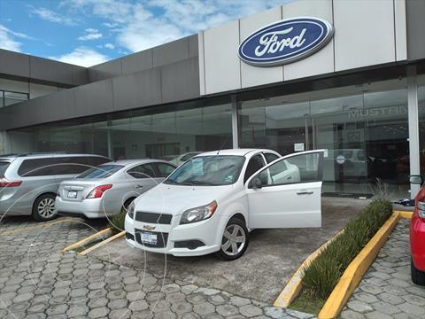 Chevrolet Aveo LT usado (2016) color Blanco precio $114,000
