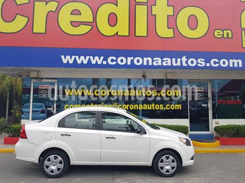 Chevrolet Aveo LS Aut (Nuevo) usado (2016) color Blanco precio $129,900