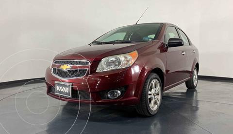 Chevrolet Aveo LTZ Aut (Nuevo) usado (2016) color Rojo precio $162,999