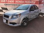 foto Chevrolet Aveo LS Aa radio (Nuevo) usado (2015) color Plata precio $105,000